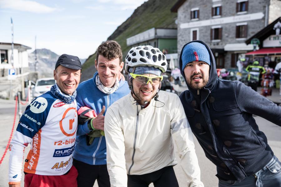 Race Across The Alps 2015