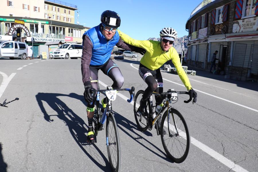 Race across the Alps 2018