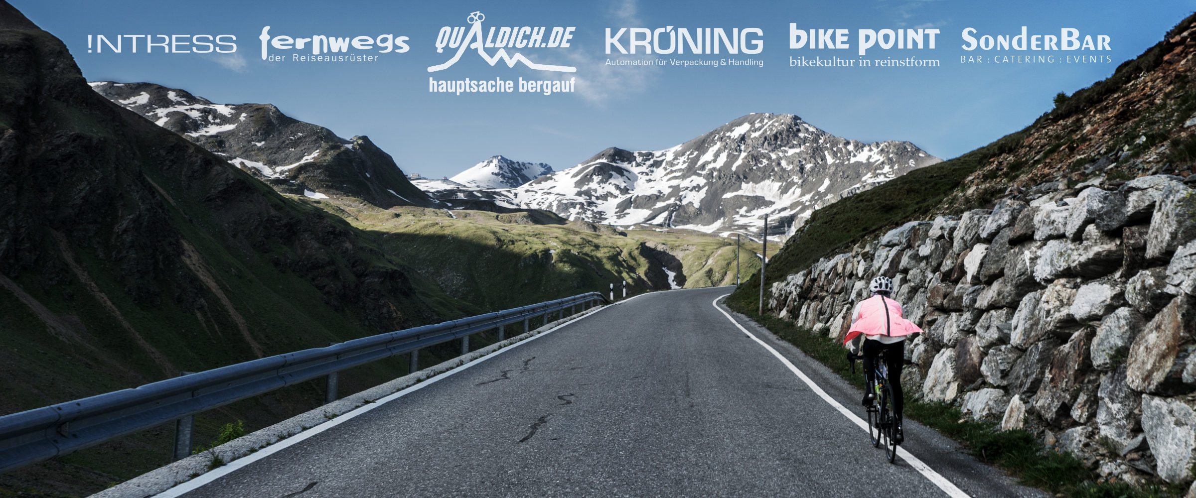 Race across the Alps 2018